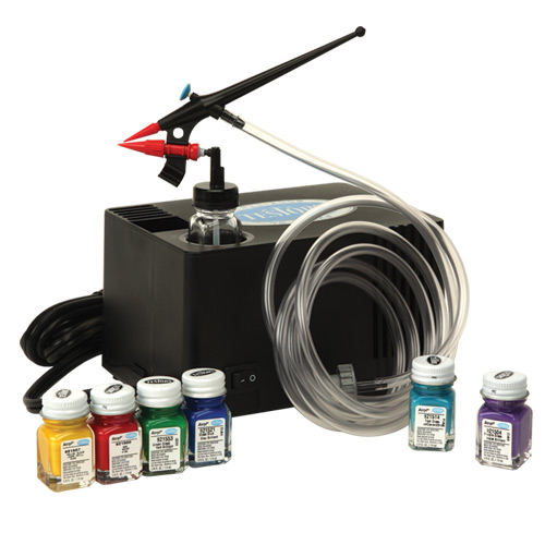 Testor Mighty Mini Airbrushing Kit
