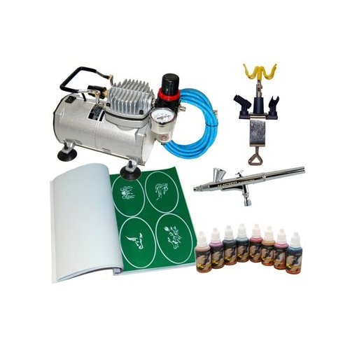 tattoo airbrush kit