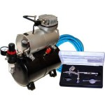 Master airbrushing kit