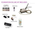 Dinair Makeup Airbrush kit