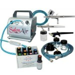 Master Airbrush Cake Decorating Kit
